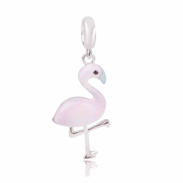 Original Charm Girl Personality Bead Pendant Suitable For Pandora Bracelet from Charms and Bracelets